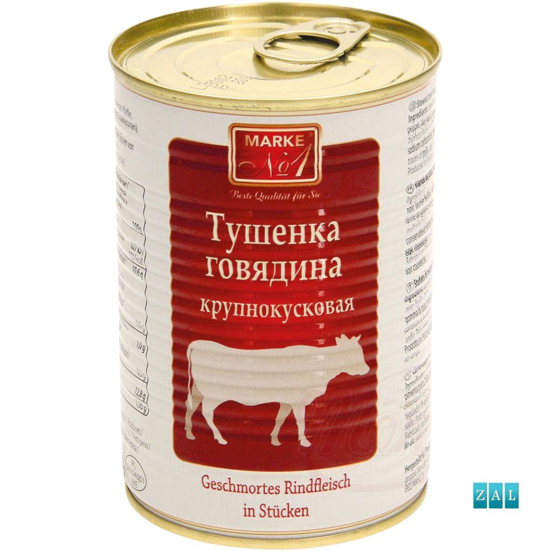 Orosz Marhahúskonzerv 400g