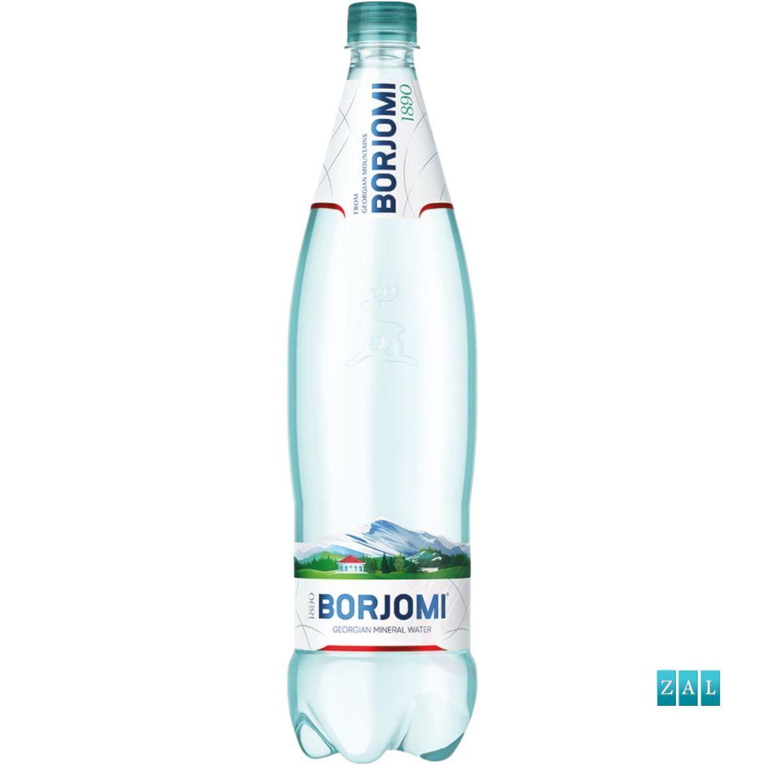 """Borjomi"" grúz ásványvíz"
