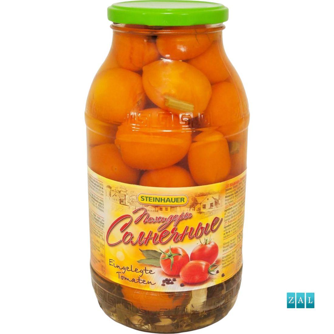 "Pácolt paradicsom ""Pomidory solnechnye"" 1,95kg"