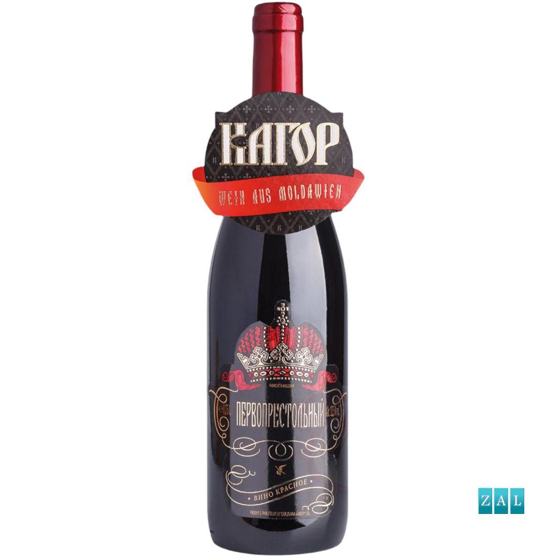 "Kagor ""Pervopresztolnij"" vörösbor"