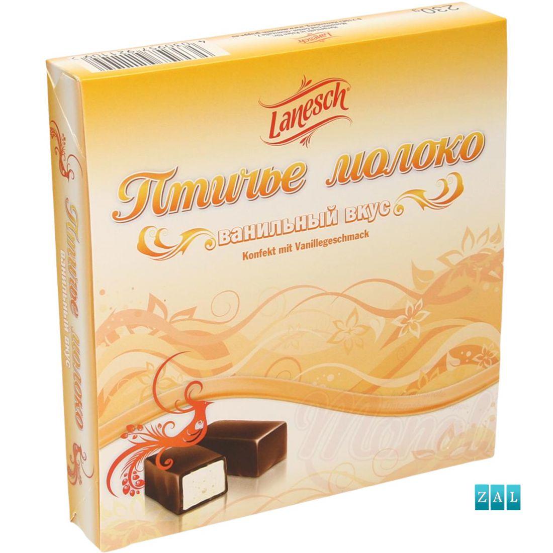 """""""Madártej"""" vaníliás-csokoládés bonbon 230g"""