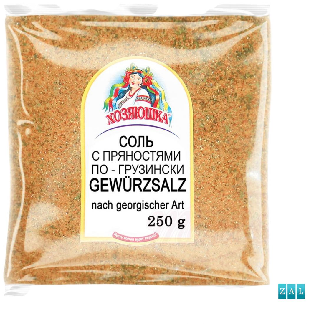 Grúz stílusú fűszeres só 250g