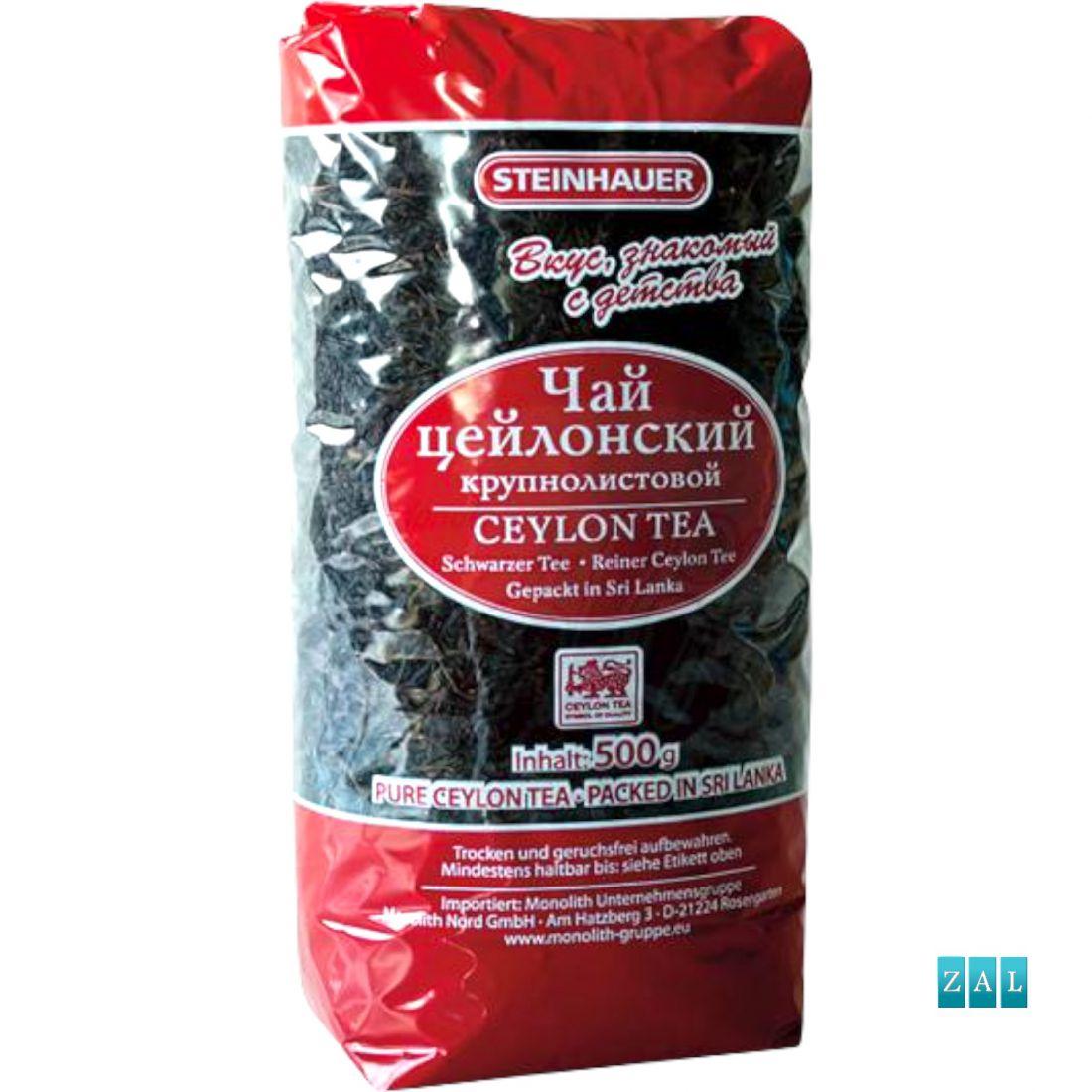 Ceylon szálas fekete tea 500g