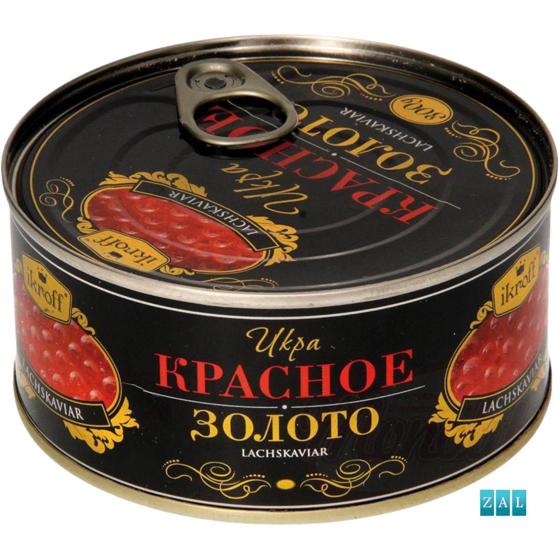 """Krasnoe zoloto"" lazac kaviár"