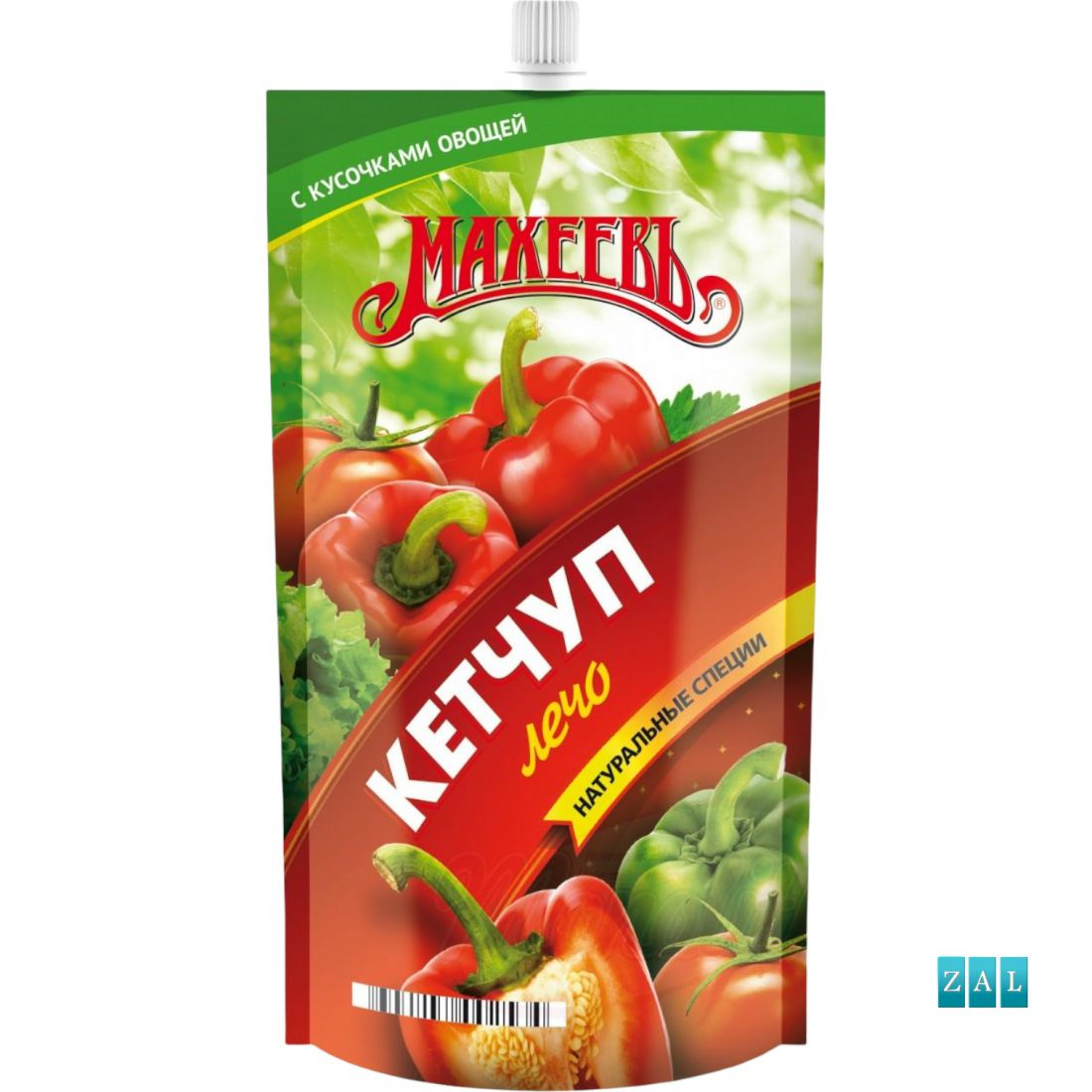 "Ketchup ""Letscho"" 270ml"