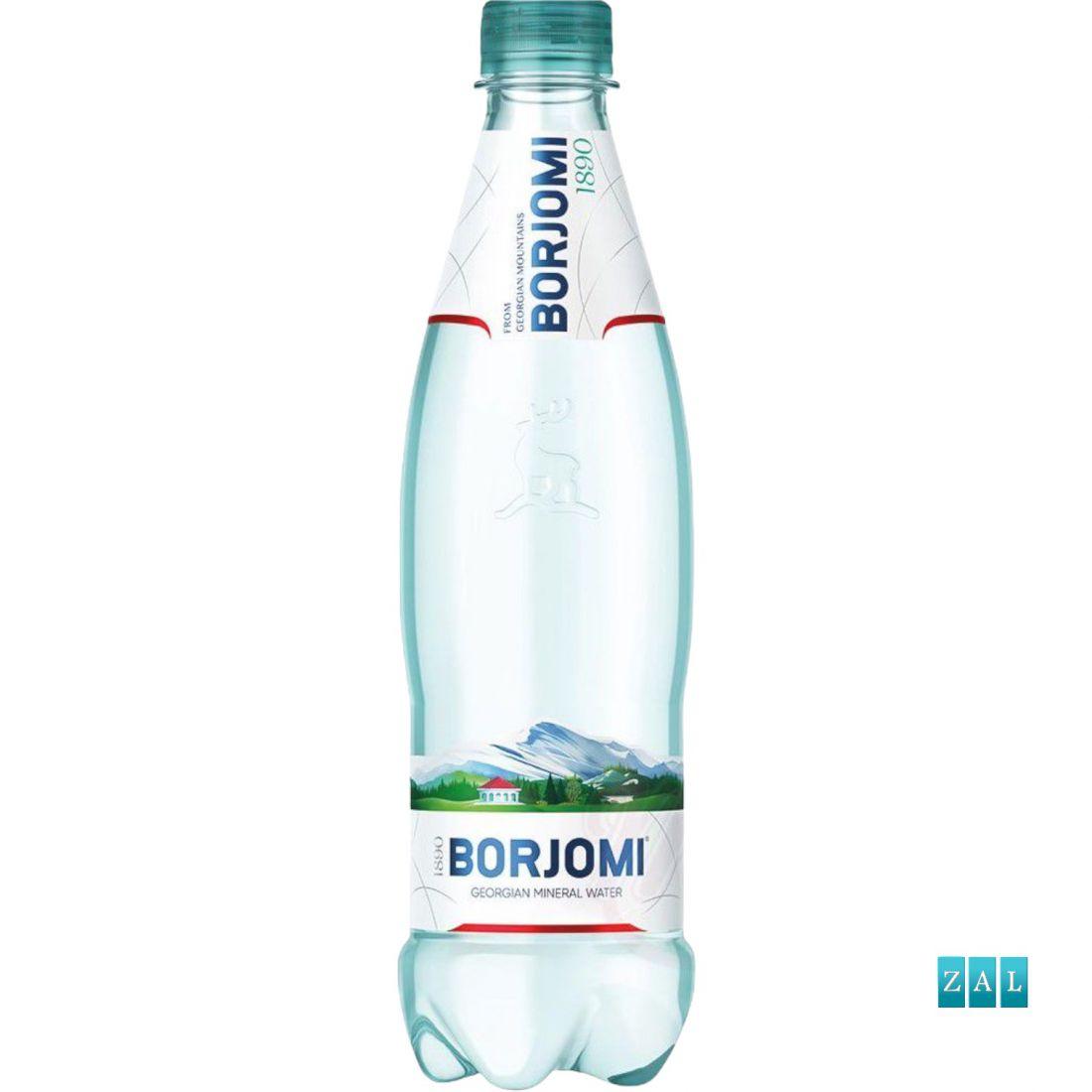"""Borjomi"" grúz ásványvíz 500ml"