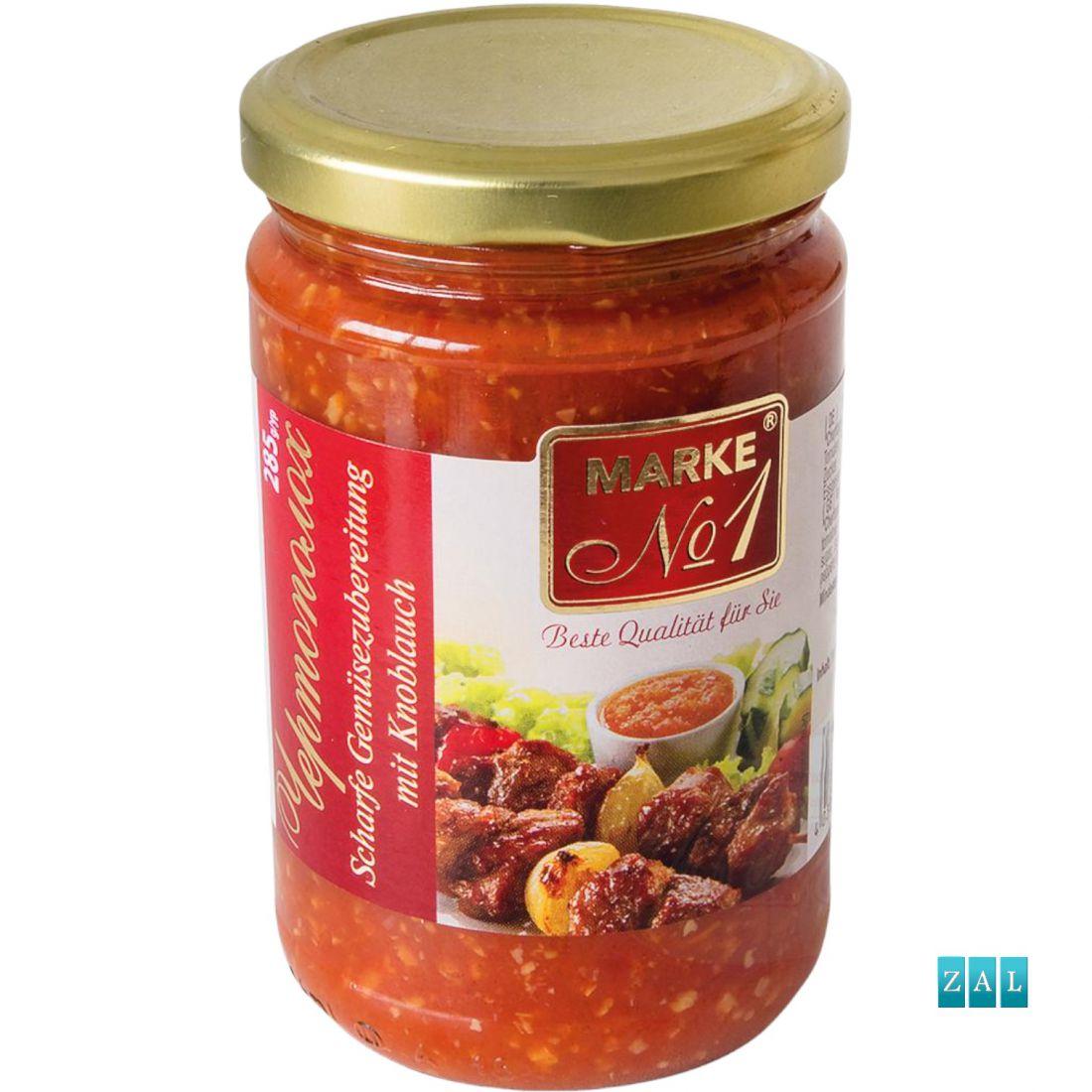 """Fűszeres zöldségkészítmény """"Chertopoloh"""" fokhagymával 285g"""